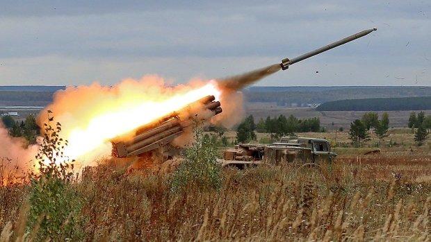 """На берегу Азова бушуют """"Ураганы"""": украинцы остались довольны"""