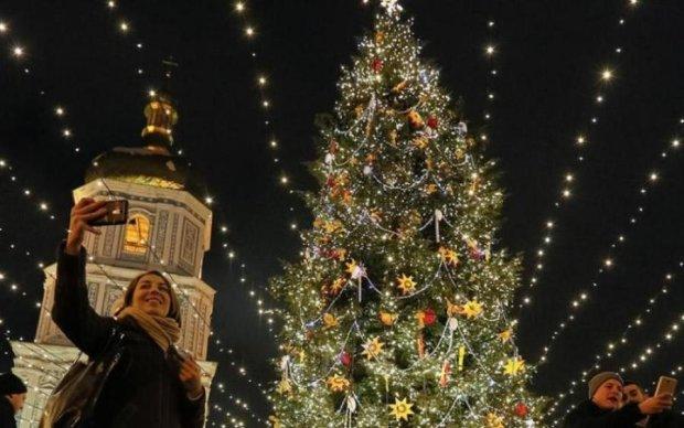 Погода в новогоднюю ночь огорчит украинцев