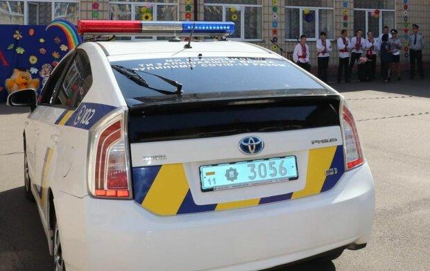 Поліція, фото: Національна поліція