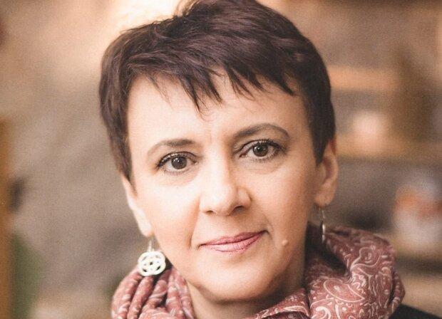 Оксана Забужко, фото - https://www.facebook.com/oksana.zabuzhko