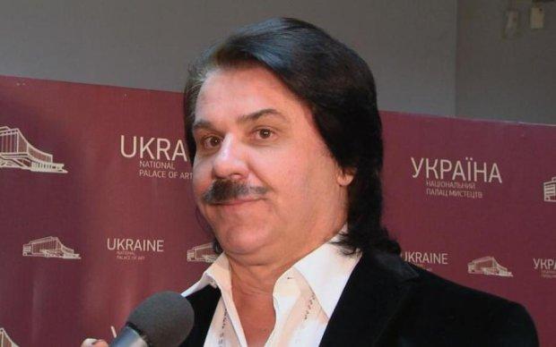 Вакарчука в сторону: зірковий вусань Зібров заговорив про майбутнє президентство
