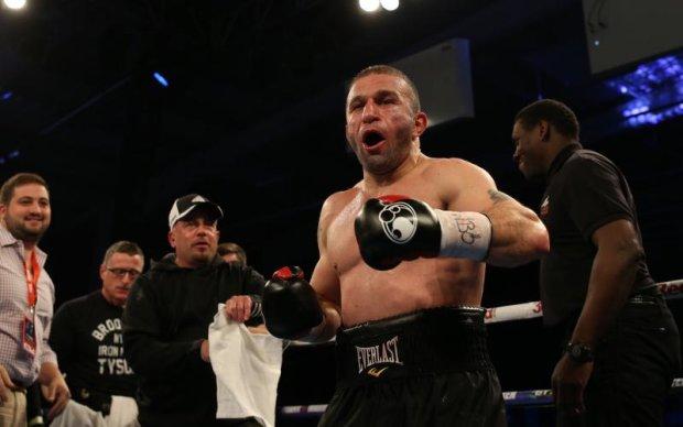 Грузинський боксер арештований за зв'язок з російською мафією