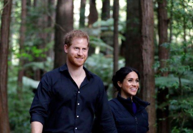 Меган і принц Гаррі