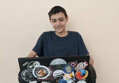 Юный Билл Гейтс из Тернополя изобрел гениальное приложение для Telegram
