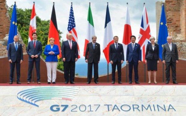 Саммит G7: назван главный позитив для Украины
