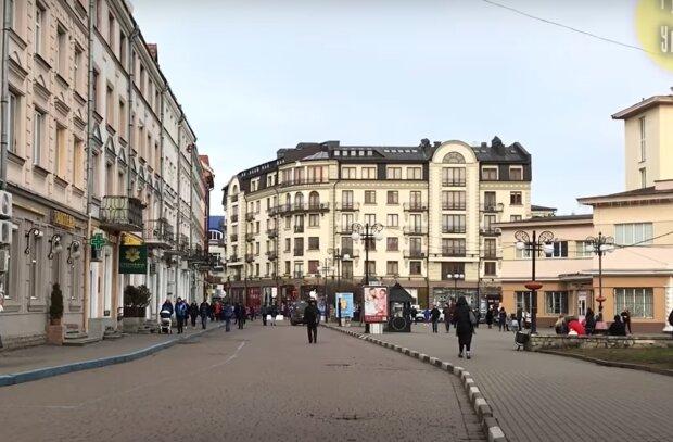 Ивано-Франковск, изображение иллюстративное, кадр из видео: YouTube
