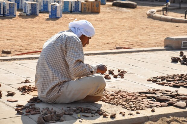 археолог, фото Pxhere