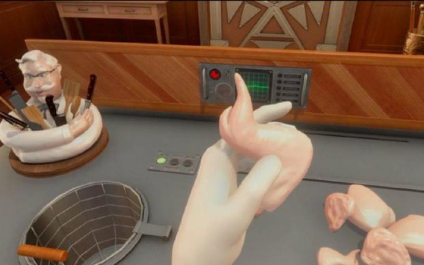 """KFC навчить кухарів готувати """"віртуальну"""" курочку"""