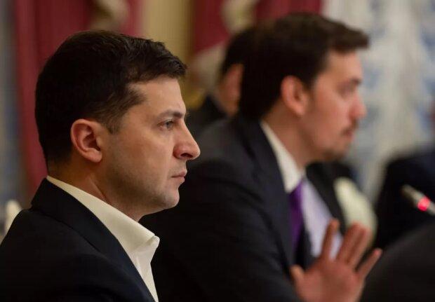 Владимир Зеленский, Українські Новини