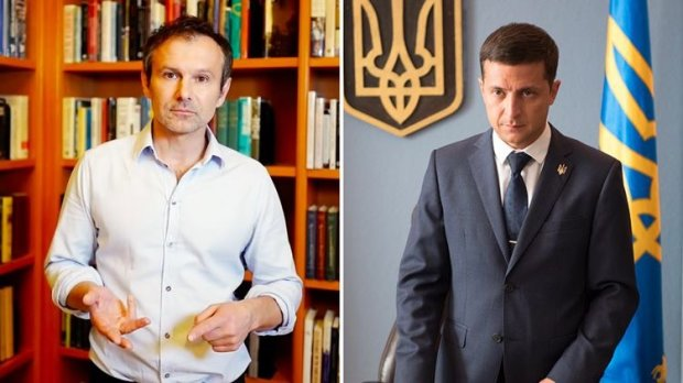 Зеленський – другий, а Вакарчук – п'ятий у президентському рейтингу – дослідження