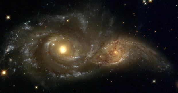 Астрономи зафіксували злиття галактик: це може означати кінець