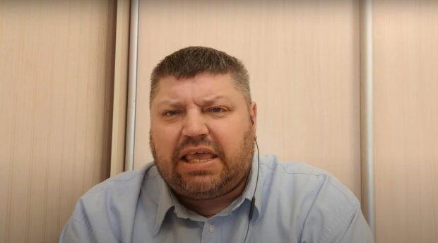 Скриншот к видео с канала Сергея Корнака в YouTube