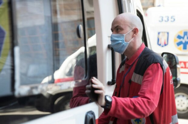 Коронавирус из Китая, фото: пресс-служба КГГА
