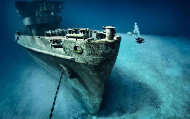 Легендарний корабель знайшли через 77 років