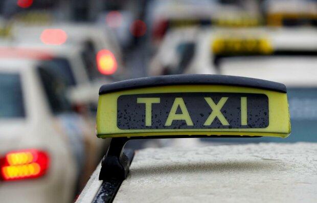 иллюстративное фото, Киев, такси