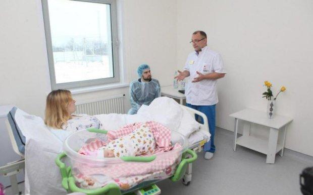 Щоб все пройшло гладко: як обрати пологовий в Україні
