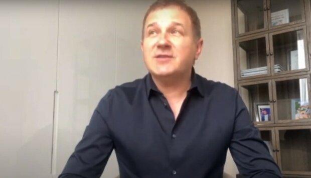 Юрий Горбунов, скриншот из видео