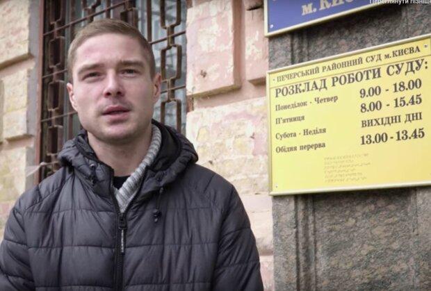Нацкорпус подал в суд на одиозного Илью Киву и известное украинское издание