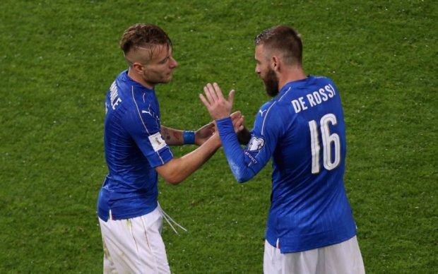Италия - Албания 2:0 Видео голов и обзор матча