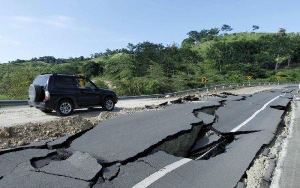 Новую Гвинею всколыхнуло мощное землетрясение