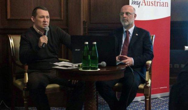 Частичные изменения налогового законодательства не помогут экономике Украины, - Григол Катамадзе