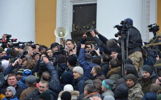 Главное за ночь: Чистилище от Михо и катастрофа в Украине