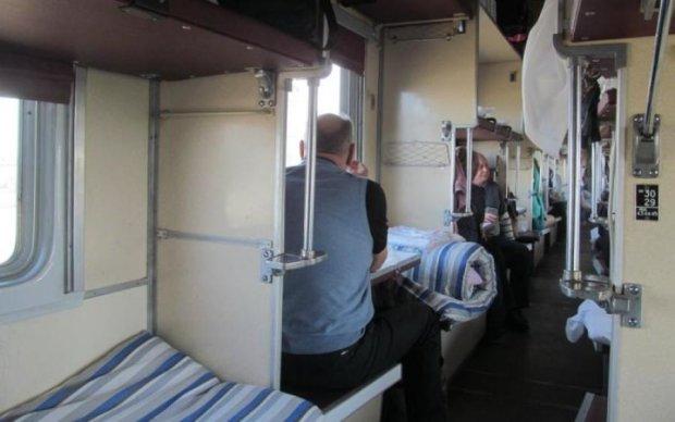 Не чекав: український потяг шокував американця