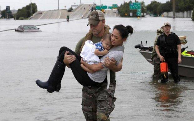 Домашня рибалка: американці знайшли плюси урагану Харві