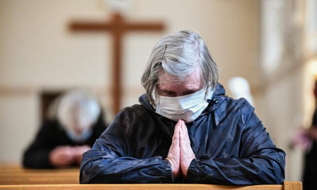 Молитва, фото: Getty Images