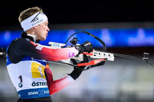 """""""Виглядаю безглуздо"""": норвезький біатлоніст жорстко проштрафився на Кубку світу 2020"""