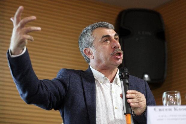 Доктор Комаровский поставил Украине диагноз: вырезать всех