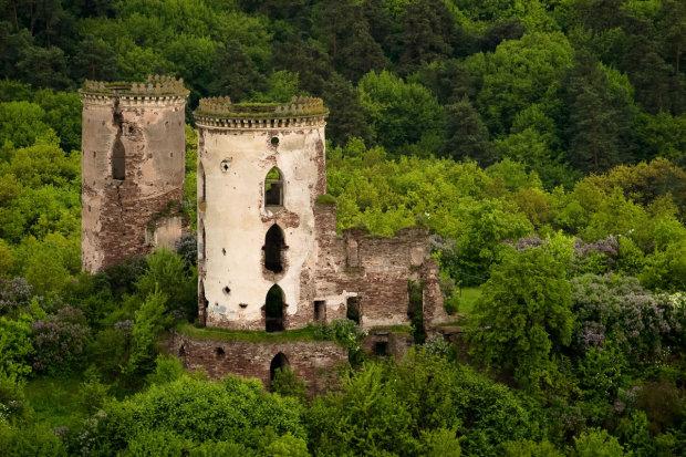 Уламки замкової краси: найдивовижніші пам'ятки української архітектури, які дійшли до наших днів