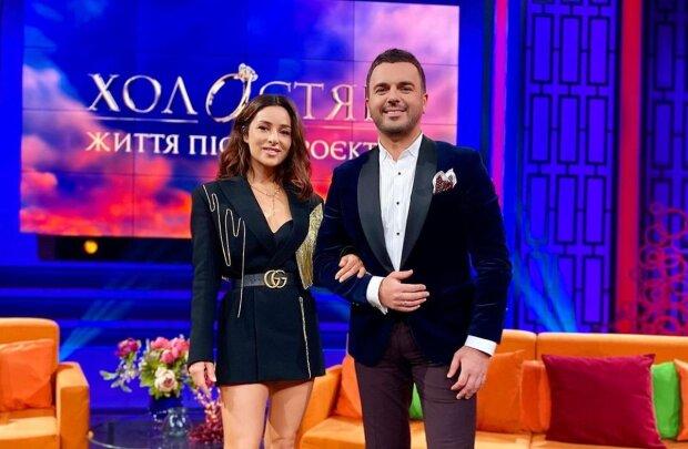 Григорій Решетник і Злата Огнєвіч, фото з Instagram