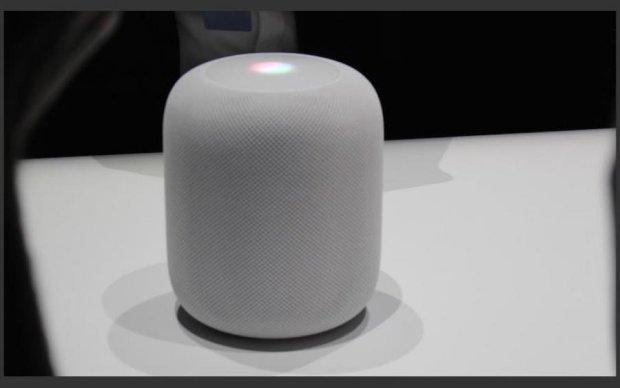 """З'явилася нова інформація про """"розумну"""" колонку від Apple"""