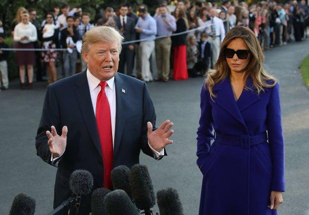 Погані новини для модників: Versace переходить до клану Трампа