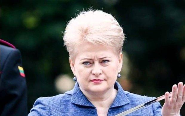 Грибаускайте рассказала, как сдержать Кремль