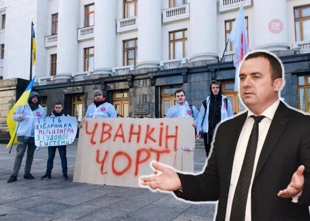 Сергей Чванкин, председатель Киевского районного суда Одессы