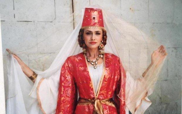 Тяжело узнать: Ольга Сумская показала себя 20-летнюю