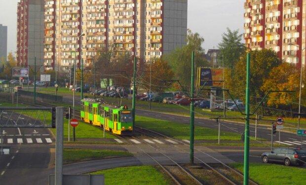 Місто Познань, скріншот: YouTube