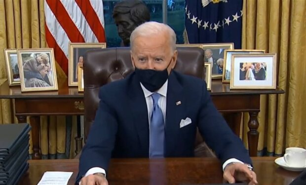 Джо Байден / скриншот из видео