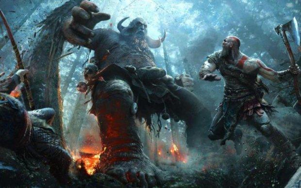 Sony показала битву богів