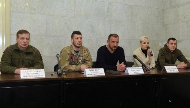 Ветерани АТО виступили проти політичних спекуляцій на їх подвигах