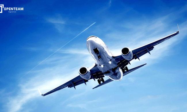 доставка вантажів літаком