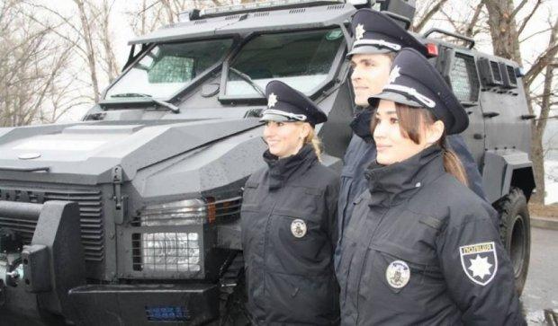 В Кременчуге появилась патрульная полиция (фото)