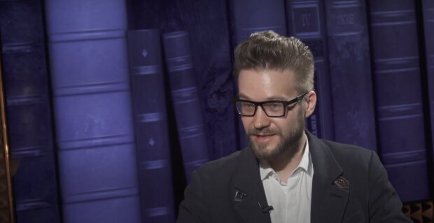 Вадим Аристов, скриншот видео