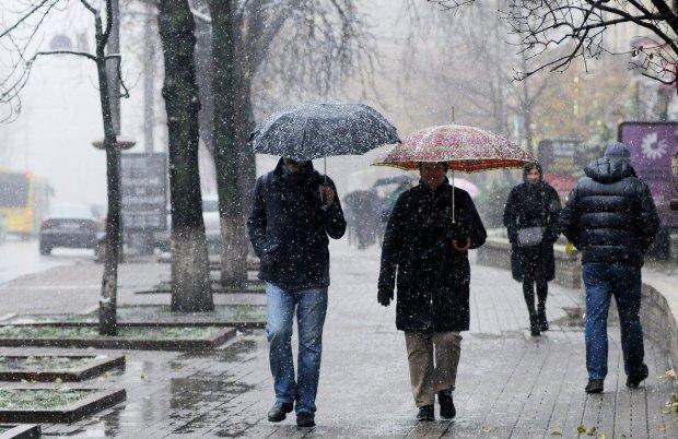 Погода на 20 лютого: атмосферний фронт принесе нові зміни