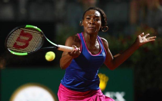 Рим (WTA): Успішний старт Вільямс і Стрицової, невдача Вєсніної