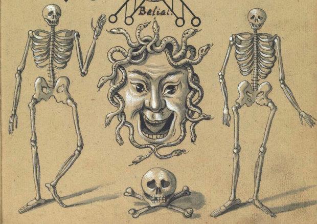 В сеть слили жуткий учебник для магов ХVIII века: проклятья, заговоры, демоны