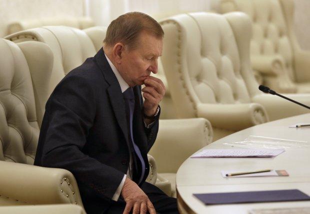 У відповідь не стріляти: заява Кучми щодо перемир'я на Донбасі викликала бурхливу реакцію