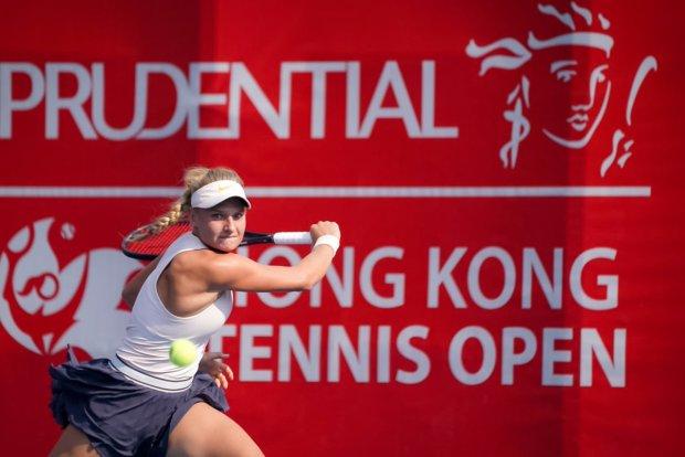 18-річна українська тенісистка Ястремська виграла свій перший турнір серії WTA